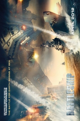 Battleship movie poster (2012) poster MOV_b71012f3