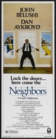 Neighbors movie poster (1981) picture MOV_b710ed69