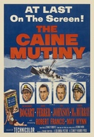 The Caine Mutiny movie poster (1954) picture MOV_b713fce7
