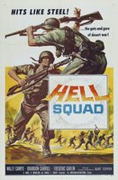 Hell Squad movie poster (1958) picture MOV_b71797f0