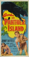 Bomba on Panther Island movie poster (1949) picture MOV_b720d91c