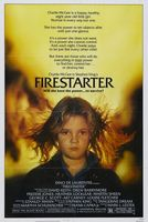 Firestarter movie poster (1984) picture MOV_b721230a