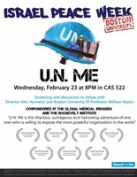 U.N. Me movie poster (2009) picture MOV_b722aac3