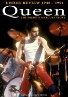 Queen: Under Review 1946-1991 - The Freddie Mercury Story movie poster (2007) picture MOV_b722ea0f