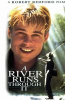 A River Runs Through It movie poster (1992) picture MOV_b728e38d