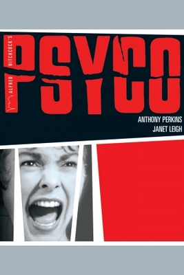 Psycho movie poster (1960) poster