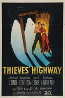 Thieves' Highway movie poster (1949) picture MOV_b73a6f76