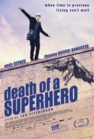 Death of a Superhero movie poster (2011) picture MOV_b73e9cac