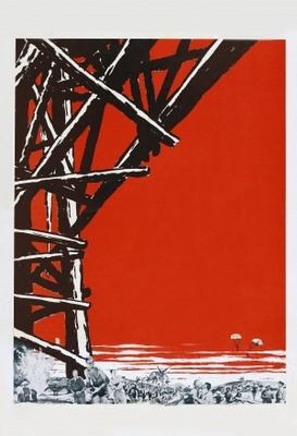 The Bridge on the River Kwai movie poster (1957) poster MOV_b741b3b7
