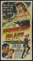 Hurricane Island movie poster (1951) picture MOV_b743b344