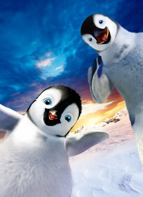 Happy Feet Two movie poster (2011) poster MOV_b7449a59