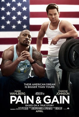 Pain and Gain movie poster (2013) poster MOV_b74517a6