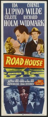 Road House movie poster (1948) poster MOV_b74542e4