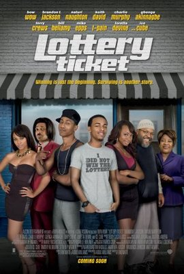 Lottery Ticket movie poster (2010) poster MOV_b74a3847
