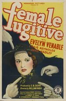 Female Fugitive movie poster (1938) picture MOV_b74aa3ea