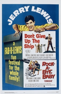 Don't Give Up the Ship movie poster (1959) poster MOV_b74da0e3