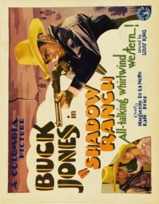 Shadow Ranch movie poster (1930) poster MOV_b7578083