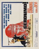 Geronimo movie poster (1962) picture MOV_b75bd791