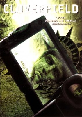 Cloverfield movie poster (2008) poster MOV_b75c2d81