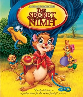 The Secret of NIMH movie poster (1982) poster MOV_b7656e84