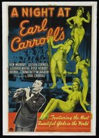 A Night at Earl Carroll's movie poster (1940) picture MOV_b765db61