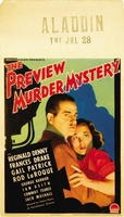 The Preview Murder Mystery movie poster (1936) picture MOV_9914b2ea