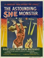 The Astounding She-Monster movie poster (1957) picture MOV_b769c546