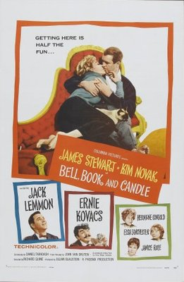 Bell Book and Candle movie poster (1958) poster MOV_b76c94c3