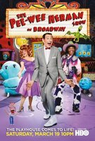 The Pee-Wee Herman Show on Broadway movie poster (2011) picture MOV_b7715d84