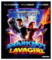 The Adventures of Sharkboy and Lavagirl 3-D movie poster (2005) picture MOV_b7804b4e