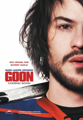Goon movie poster (2011) poster MOV_b789cf32