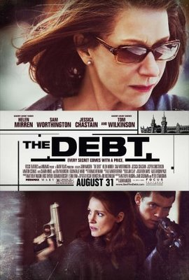 The Debt movie poster (2010) poster MOV_b79b773c