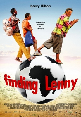 Finding Lenny movie poster (2009) poster MOV_b79e38e8