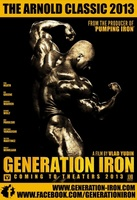 Generation Iron movie poster (2014) picture MOV_b7a5d812