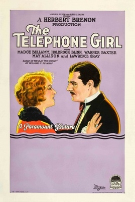 The Telephone Girl movie poster (1927) poster MOV_b7a96795