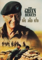 The Green Berets movie poster (1968) picture MOV_b7a9f74f