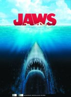 Jaws movie poster (1975) picture MOV_b7b4f6a0