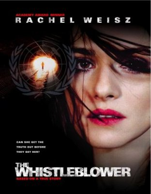 The Whistleblower movie poster (2010) poster MOV_b7b6b5fa