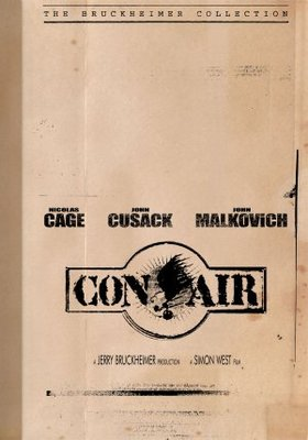 Con Air movie poster (1997) poster MOV_b7b8db53