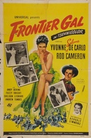 Frontier Gal movie poster (1945) picture MOV_b7c0a3d9