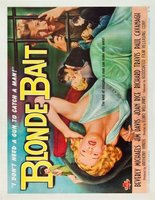 Blonde Bait movie poster (1956) picture MOV_b7c484b5