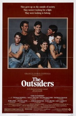 The Outsiders movie poster (1983) poster MOV_b7c4c8b6
