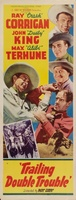 Trailing Double Trouble movie poster (1940) picture MOV_b7c90ae3