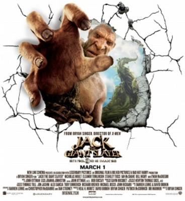 Jack the Giant Slayer movie poster (2013) poster MOV_b7c9c34e