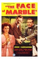 The Face of Marble movie poster (1946) picture MOV_b7cb66cb