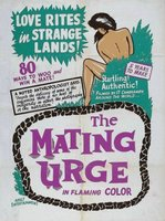 The Mating Urge movie poster (1959) picture MOV_b7d722dc