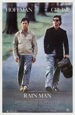 Rain Man movie poster (1988) poster MOV_b7dd93ad