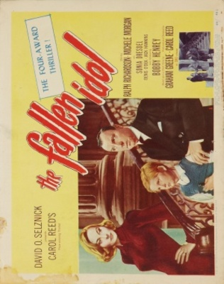 The Fallen Idol movie poster (1948) poster MOV_b7e4bd32