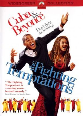 The Fighting Temptations movie poster (2003) poster MOV_b7e6a135