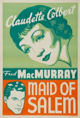 Maid of Salem movie poster (1937) poster MOV_b7ee9a30